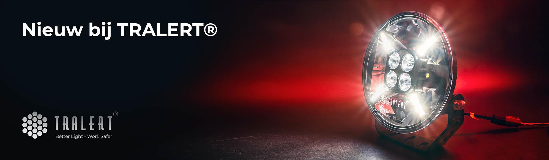 Nieuw LED verlichting Tralert