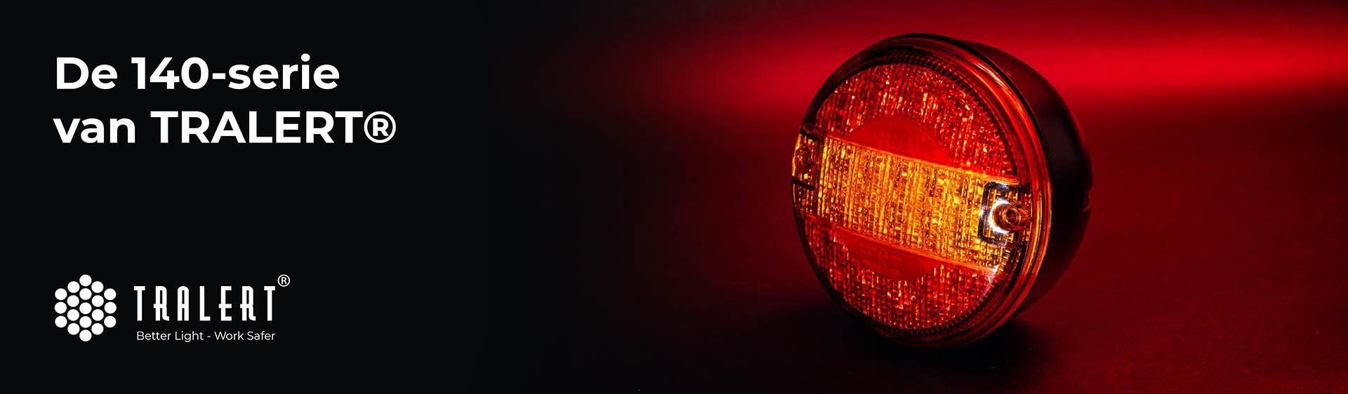Tralert 140-serie LED achterlicht banner