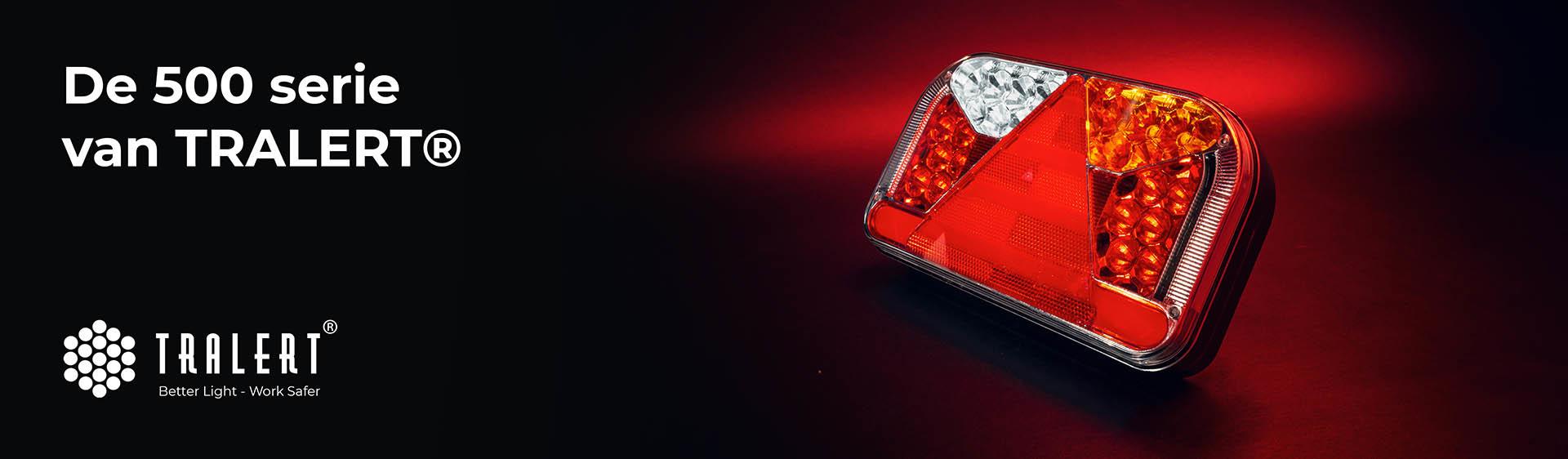 Tralert 500 serie LED achterlicht