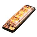 LED Autolamps  R65 Ultra platte Slimline LED Flitser 4 LED's Amber 175cm kabel | 10-30v |