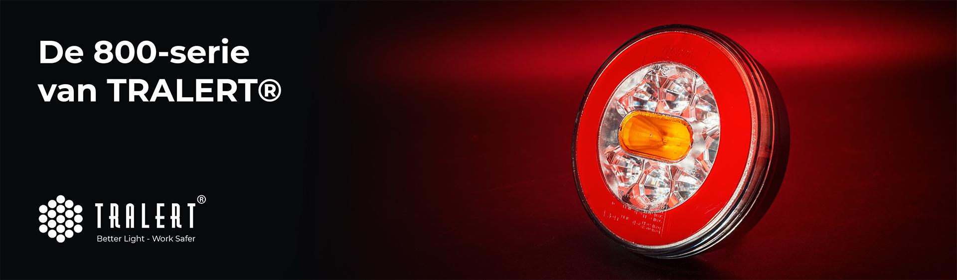 Tralert 800-serie LED achterlichten