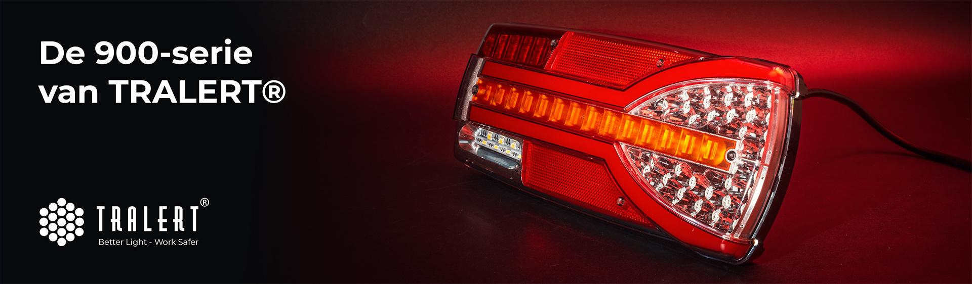Tralert 900 serie LED achterlichten