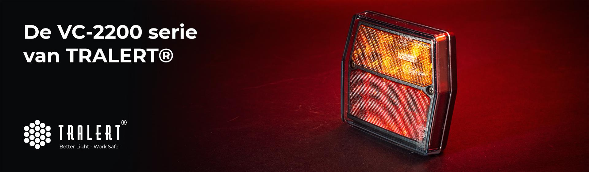 Tralert VC-2200 serie LED achterlichten