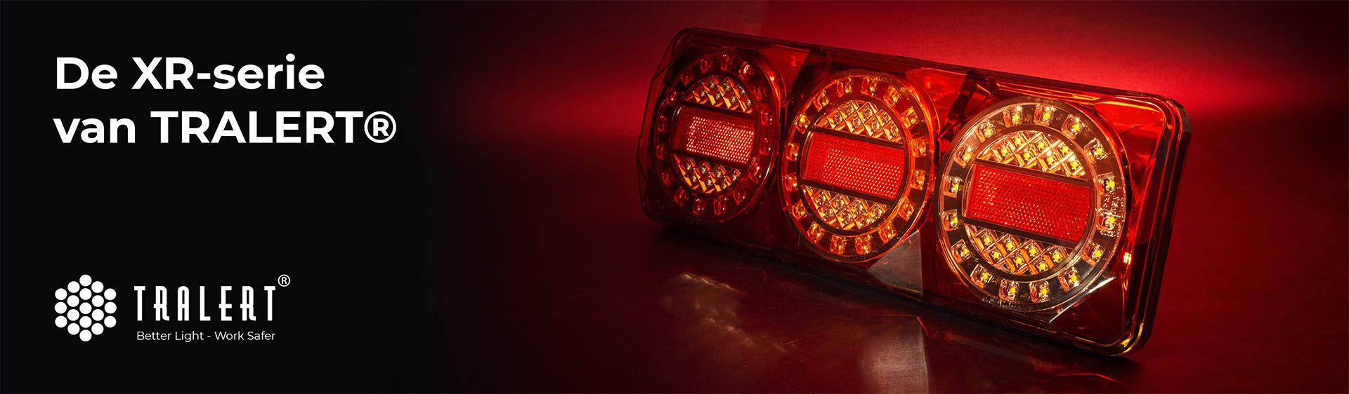 Tralert XR-serie LED achterlichten