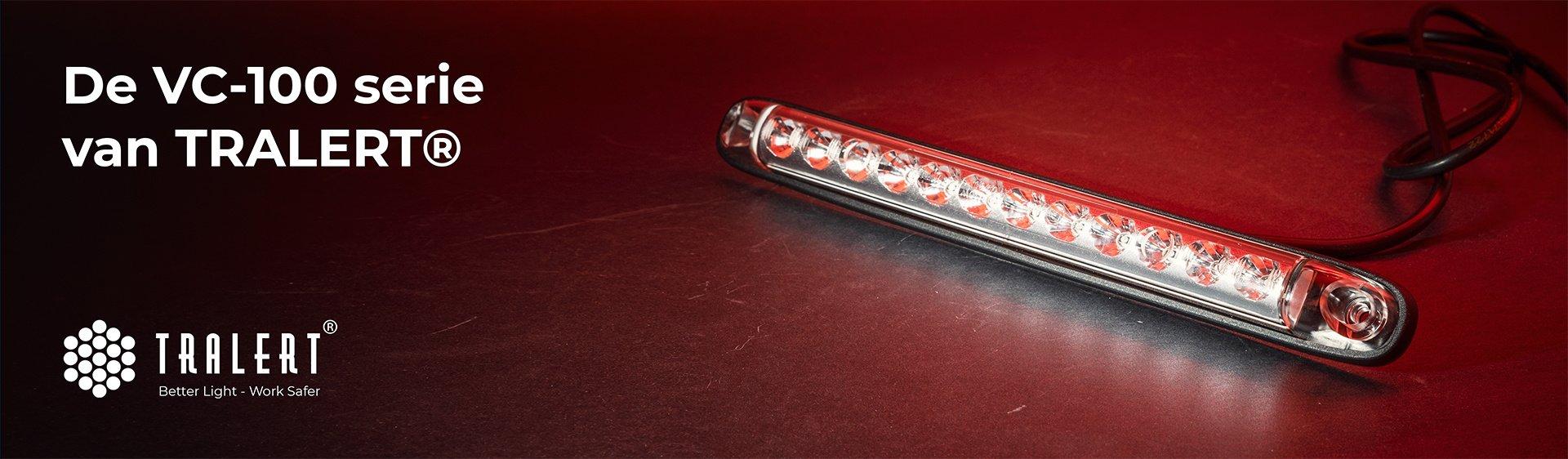 Tralert VC-100 serie LED achterlicht