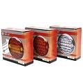 LED Slimline hamburger reversing light 12-24v 150cm cable