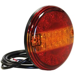 Slimline LED-Lampe burger 12-24V 150cm Kabel