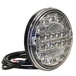LED Slimline hamburgeres Licht 12-24v 150cm Kabel Umkehren