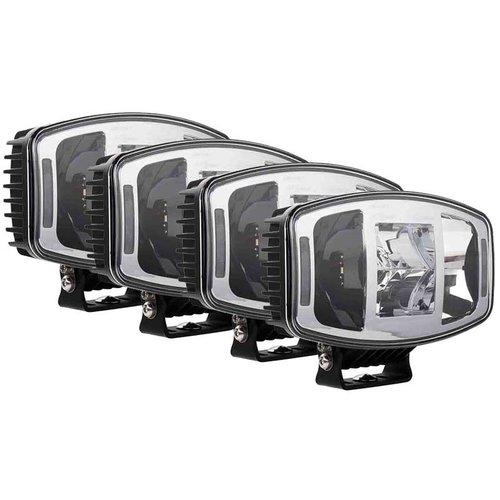 TRALERT® Set van 4 stuks WD-100100C