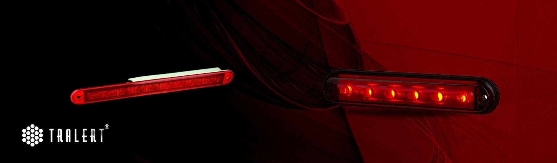 Derde remlicht LED