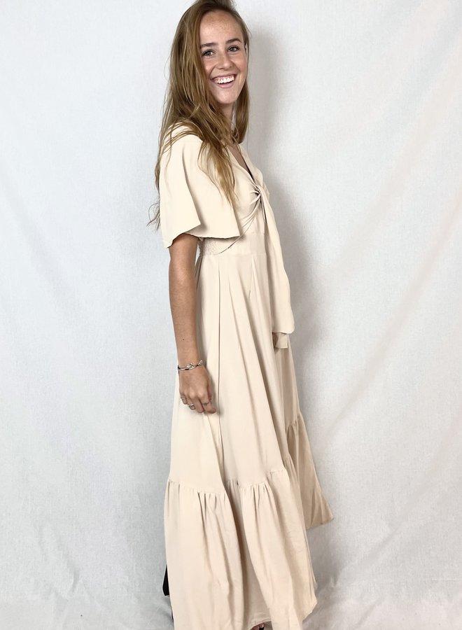 Esmee Dress Beige