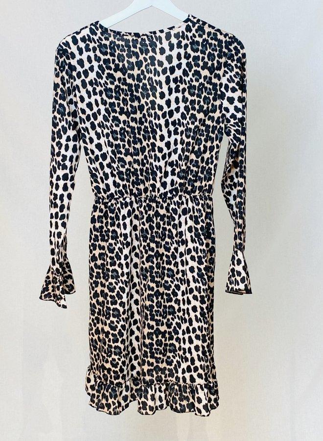 Layla Dress Beige