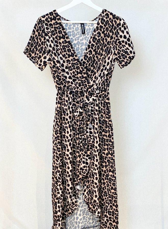 Layla Leopard Dress
