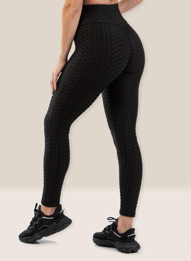 Shape Leggings Black