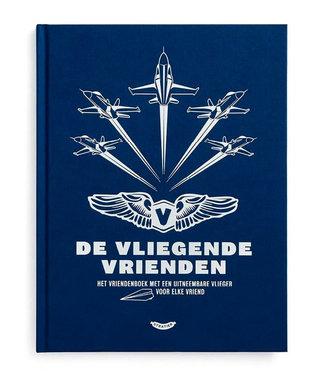 Stratier De vliegende Vrienden - Vriendenboek