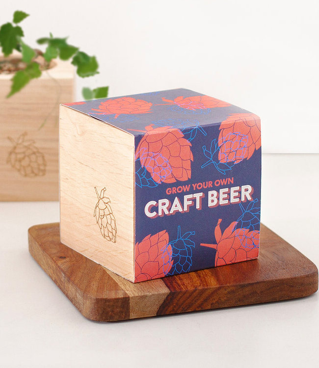 Firebox Grow Your Own Craft Beer