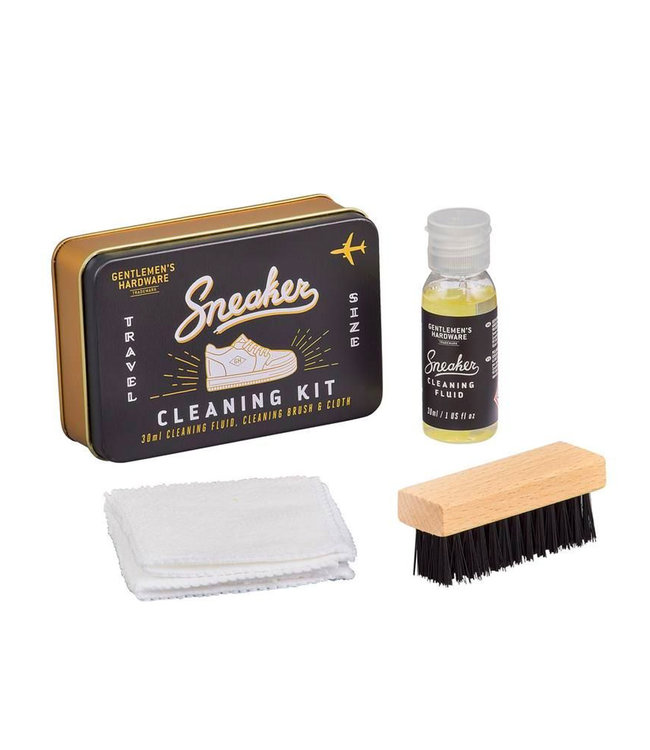 Gentlemen's Hardware Sneaker Cleaning Kit - Travel Size
