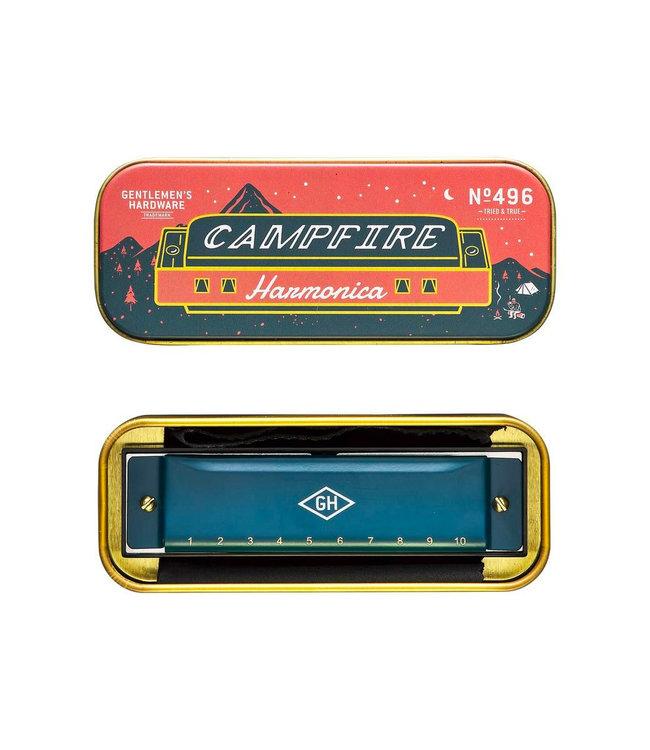Gentlemen's Hardware Campfire Harmonica