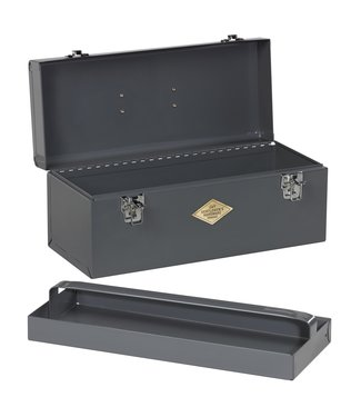 Gentlemen's Hardware Metal Tool Box