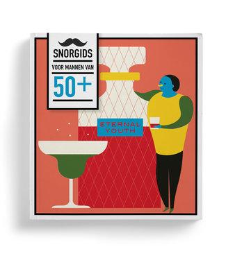 Uitgeverij Snor Snorgids voor mannen van 50+