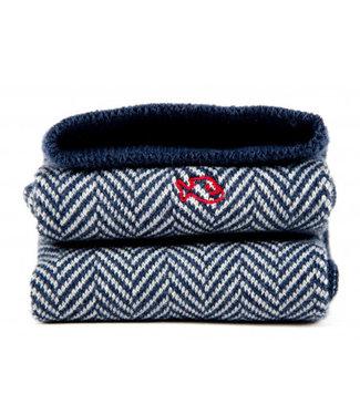 Billybelt Billy Belt Katoenen sokken Navy Herringbone 41 - 46