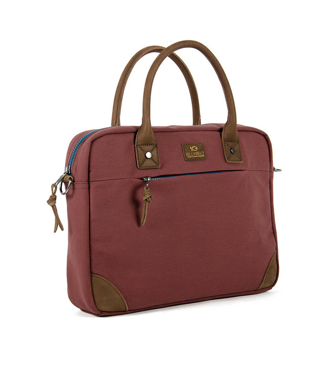 Billybelt Laptop Bag Burgundy