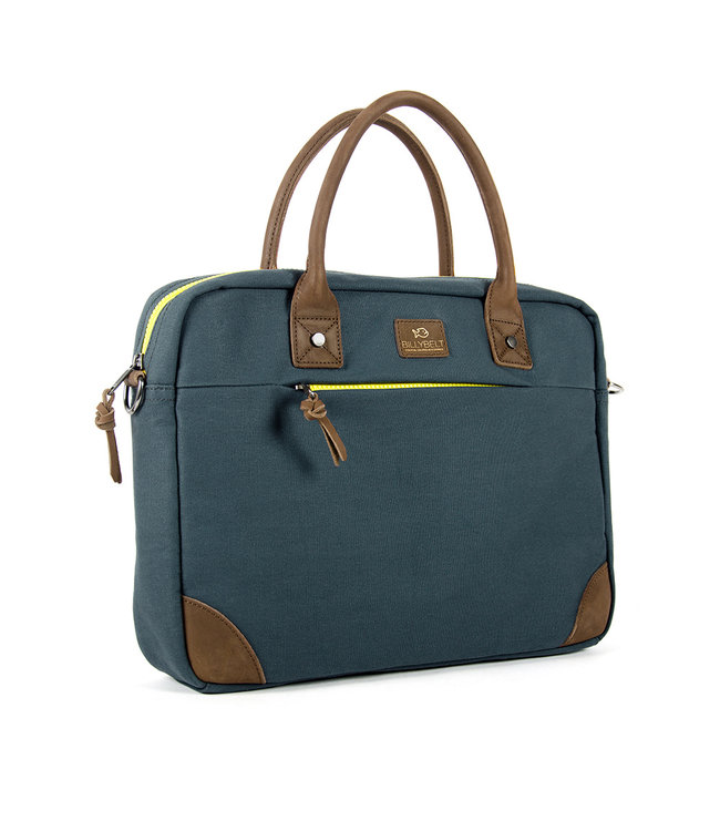 Billybelt Laptop Bag Slate Blue