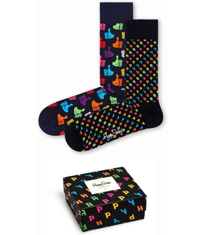 Happy Socks Happy Socks Happy Giftbox 41-46
