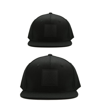 TFPR & Co Matching Snapbacks Black