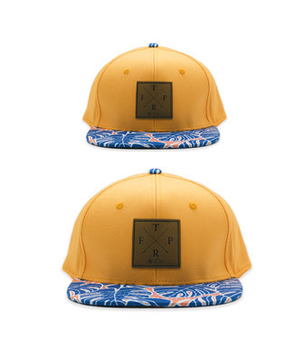 TFPR & Co Matching Snapbacks Monstera