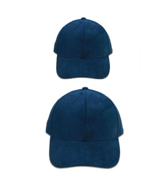 TFPR & Co Matching Snapbacks Suede Blue