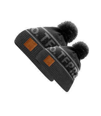TFPR & Co Zo Vader Zo Zoon Beanie Grey