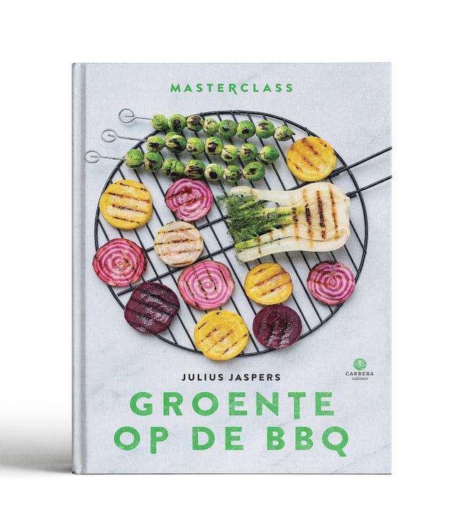 Carrera Culinair Masterclass - Groente op de BBQ - Julius Jaspers