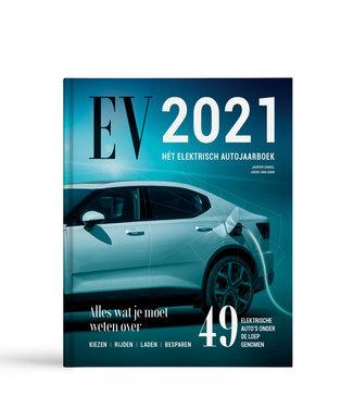 Eenmannenkado EV 2021 - Hét elektrisch autojaarboek