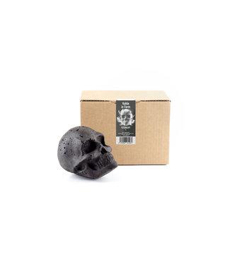 Skulls Skulls houtskool Briket XL (Doodskop briket XL)
