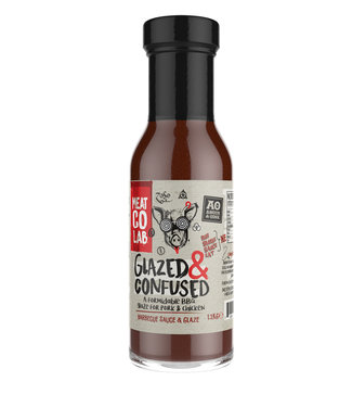 Angus & Oink BBQ Sauce - Glazed & Confused 300ml