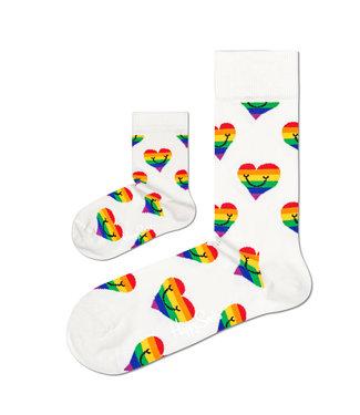 Eenmannenkado Zo Vader Zo Zoon/Dochter sokken Love & Pride