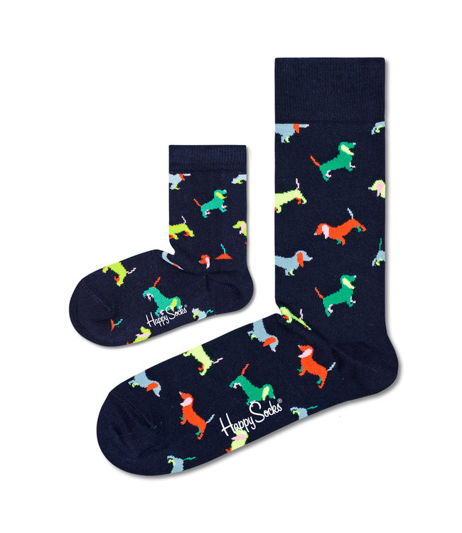 Eenmannenkado Zo Vader Zo Zoon/Dochter sokken Puppy Love