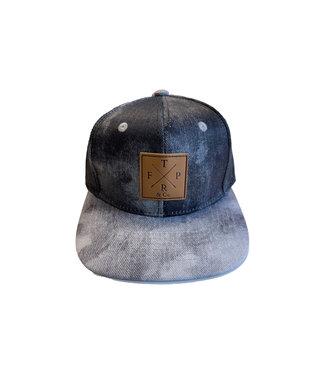 TFPR & Co Faded Blue Snapback Cap kids