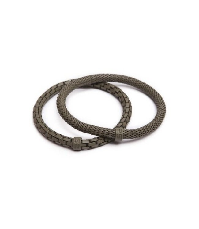 MR SILIS Snake Army armband
