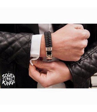 South Cord Kings Armband Black Viper - M