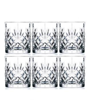 RCR Tumbler Whiskyglazen 6 stuks