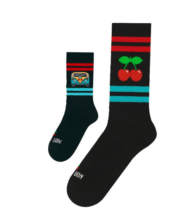 Eenmannenkado Zo Vader Zo Zoon/Dochter sokken Pacha Athletic