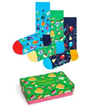 Happy Socks Happy Birthday Socks giftbox