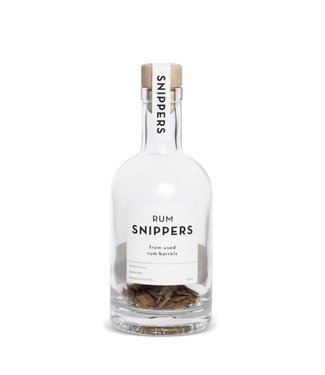 Snippers Rum snippers - make your own!