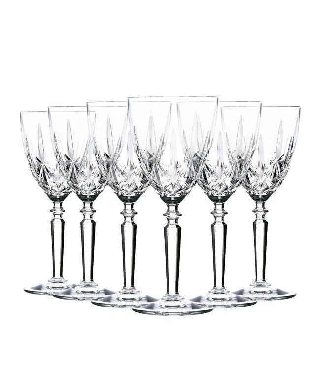 RCR Cristalleria Italiana Oasis wijnglas 6 stuks