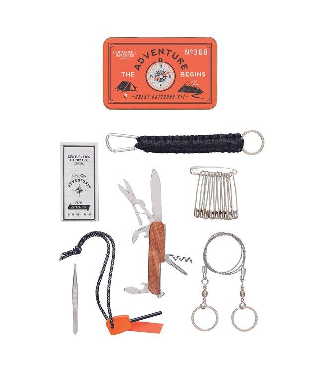 Gentlemen's Hardware Survival of the Fittest multi-tool