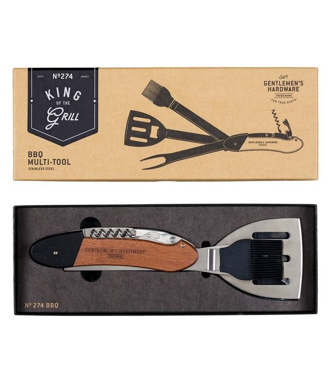 Gentlemen's Hardware Barbecue Multi-Tool