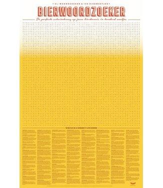 Stratier XL-BIERWOORDZOEKER | 100 x 65 cm