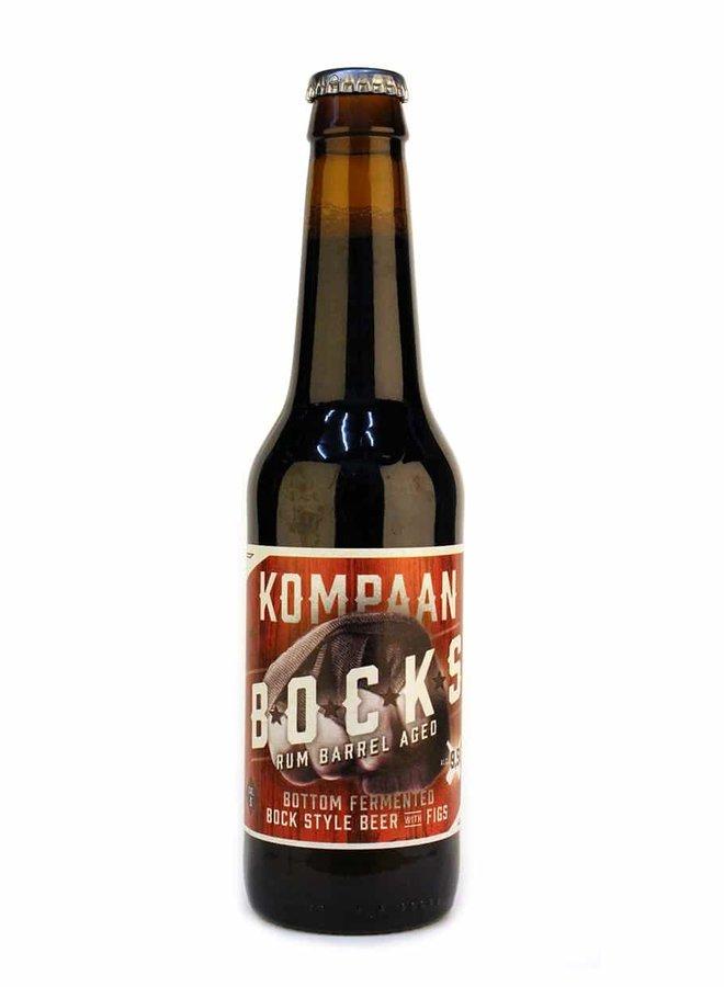 Kompaan Bocks With Figs - Rum Barrel Aged